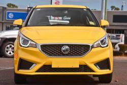 2021 MG MG3 Excite MY21 Drive Type: Tudor Yellow