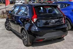 2021 MG MG3 Excite MY21 Drive Type: Pebble Black