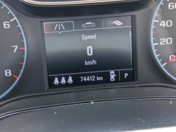 2017 Holden Astra LS BL MY17 Nitrate Silver