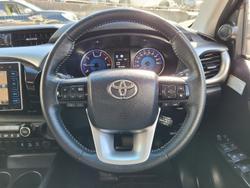 2020 Toyota Hilux SR5 GUN126R 4X4 Dual Range Eclipse Black
