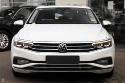 2021 Volkswagen Passat 162TSI Elegance B8 MY21 White