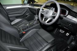 2021 Volkswagen Passat 206TSI R-Line B8 MY21 Four Wheel Drive Black