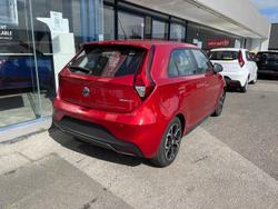 2021 MG MG3 Excite MY21 Tartan Red