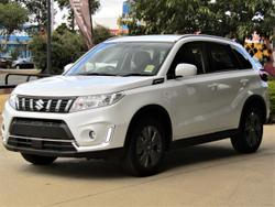 2021 Suzuki Vitara LY Series II White