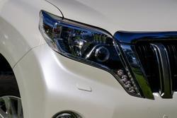 2016 Toyota Landcruiser Prado VX GDJ150R 4X4 Dual Range White