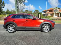 2020 Mazda CX-30 G25 Touring DM Series Soul Red Crystal
