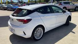2017 Holden Astra R BK MY17 Summit White