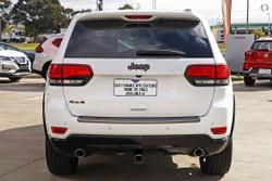 2016 Jeep Grand Cherokee 75th Anniversary WK MY16 4X4 Dual Range Bright White
