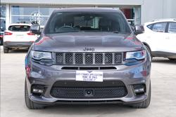 2018 Jeep Grand Cherokee SRT WK MY18 4X4 On Demand Granite Crystal