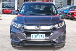 2021 Honda HR-V VTi MY21 Modern Steel