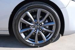 2019 Mazda 3 G25 GT BP Series Sonic Silver