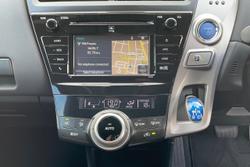 2021 Toyota Prius V i-Tech ZVW40R White