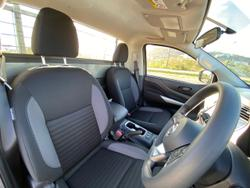 2021 Nissan Navara SL D23 Grey