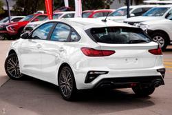 2021 Kia Cerato Sport BD MY22 White
