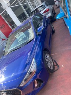 2018 Hyundai i30 Active PD2 MY19 Intense Blue