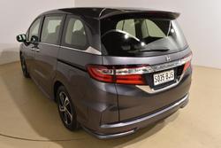 2015 Honda Odyssey VTi-L 5th Gen MY15 Modern Steel