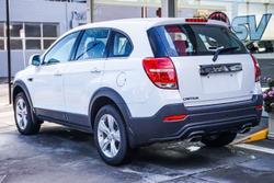 2016 Holden Captiva LS CG MY16 White
