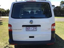 2013 Volkswagen Transporter TDI340 T5 MY13 Candy White