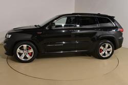 2013 Jeep Grand Cherokee SRT WK MY14 4X4 On Demand Brilliant Black