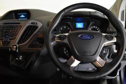 2015 Ford Transit Custom 330L VN Blue
