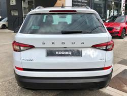 2020 SKODA Kodiaq 132TSI NS MY20.5 4X4 White