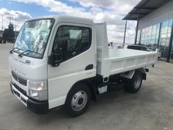 2021 FUSO FEA61BR3SFBC White