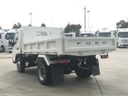 2021 FUSO FEC81CR4SFBC White