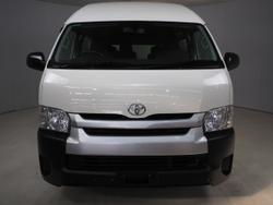 2016 Toyota Hiace Commuter KDH223R White