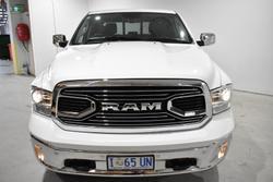 2019 RAM 1500 Laramie DS MY19 4X4 Dual Range Bright White