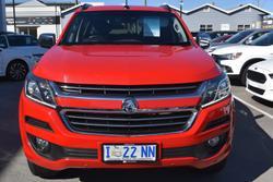 2019 Holden Trailblazer LTZ RG MY20 4X4 Dual Range Absolute Red