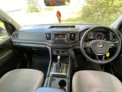 2016 Volkswagen Amarok TDI420 Core 2H MY17 4X4 Constant Silver