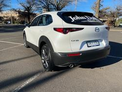 2020 Mazda CX-30 100th Anniversary DM Series White