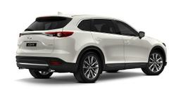 2021 Mazda CX-9 Azami TC AWD Snowflake White Pearl