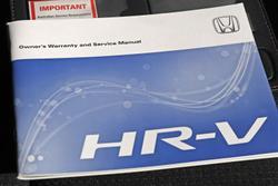 2019 Honda HR-V VTi MY19 Passion Red