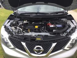 2015 Nissan QASHQAI TS J11 Silver