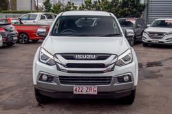 2019 Isuzu MU-X LS-U MY19 White