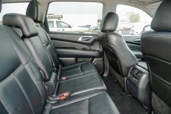 2014 Nissan Pathfinder ST-L R52 MY14 4X4 On Demand Cayenne Red