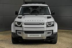 2020 Land Rover Defender 110 P400 SE L663 MY20.5 AWD Fuji White