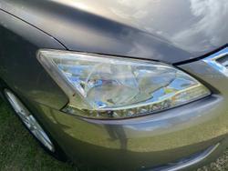 2013 Nissan Pulsar ST-L B17 Gold