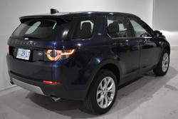 2017 Land Rover Discovery Sport TD4 150 HSE L550 MY17 4X4 Constant Loire Blue