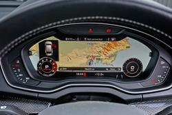 2018 Audi SQ5 Black Edition FY MY19 Four Wheel Drive Daytona Grey Pearl