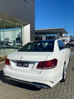 2015 Mercedes-Benz E-Class E250 W212 Polar White