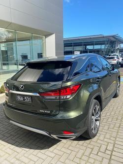 2020 Lexus RX RX350 Luxury GGL25R 4X4 On Demand Khaki Metal