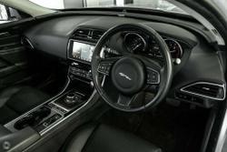2018 Jaguar XE 25t Portfolio X760 MY19 Indus Silver