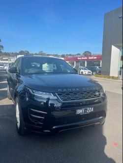 2021 Land Rover Range Rover Evoque P200 R-Dynamic S L551 MY21 4X4 Constant Santorini Black