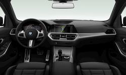 2021 BMW 3 Series 320i M Sport G20 Black