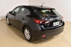 2014 Mazda 3 Maxx BM Series Jet Black