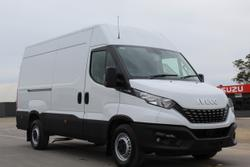 2021 Iveco DAILY 35s 12m3 Van - Ready-to-work
