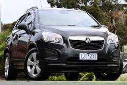 2016 Holden Trax Active TJ MY16 Son of a Gun Grey