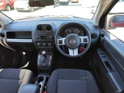 2013 Jeep Compass Sport MK MY14 Red